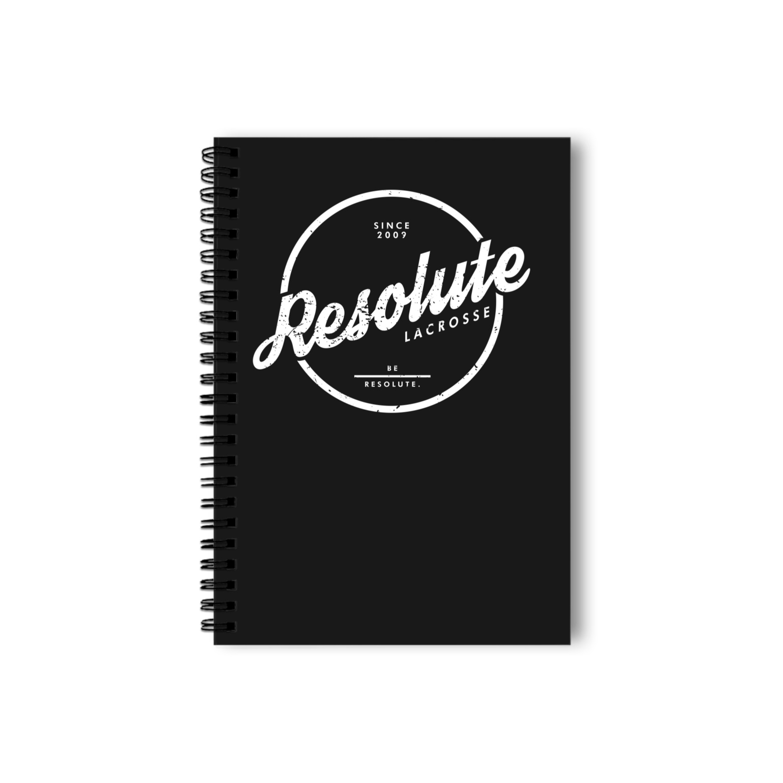 Be Resolute Notebook