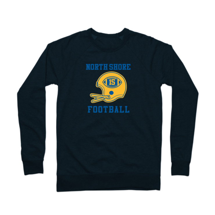 North Shore Football 2015 Crewneck