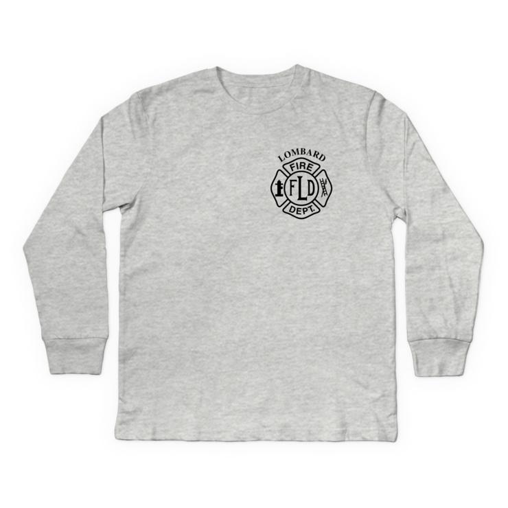 LFD Badge (Black) Longsleeve Shirt