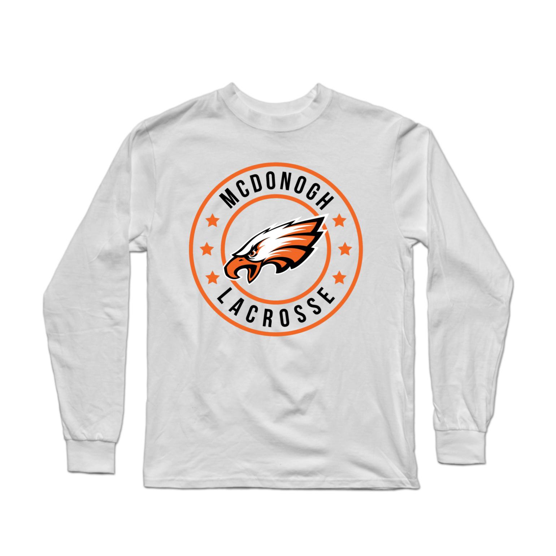 McDonogh Lax Badge Longsleeve Shirt