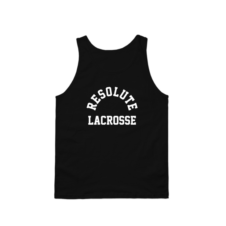 Resolute Collegiate Tank Top