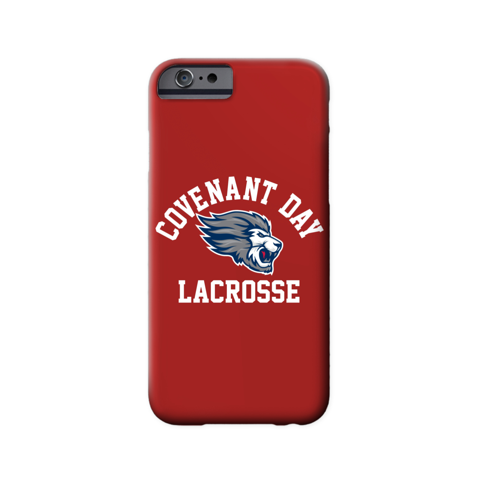 Covenant Day Lacrosse Phone Case