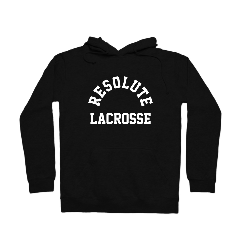 Resolute Collegiate Pullover Hoodie
