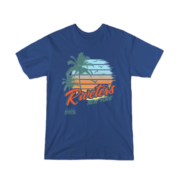 New York Riveters Summer Youth T-Shirt