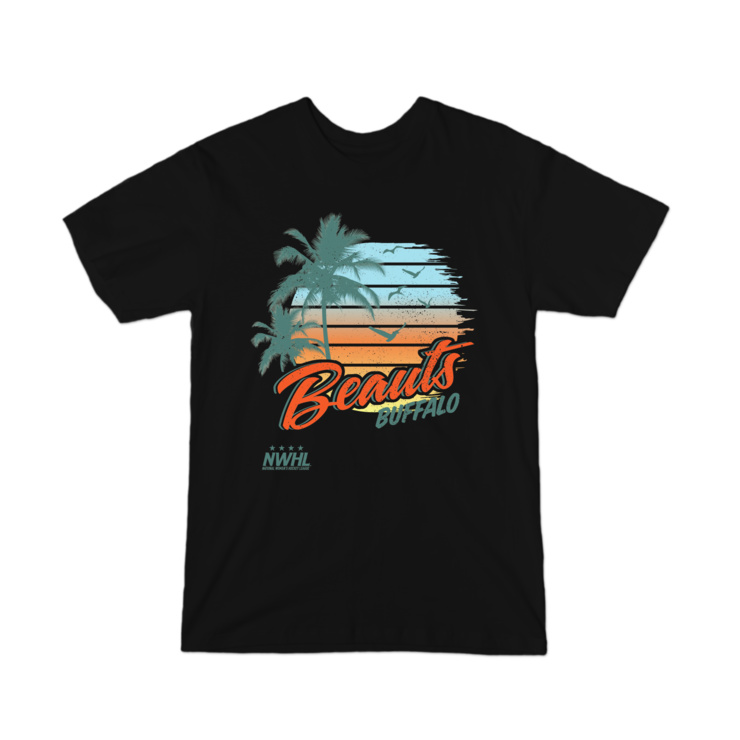 Buffalo Beauts Summer Youth T-Shirt