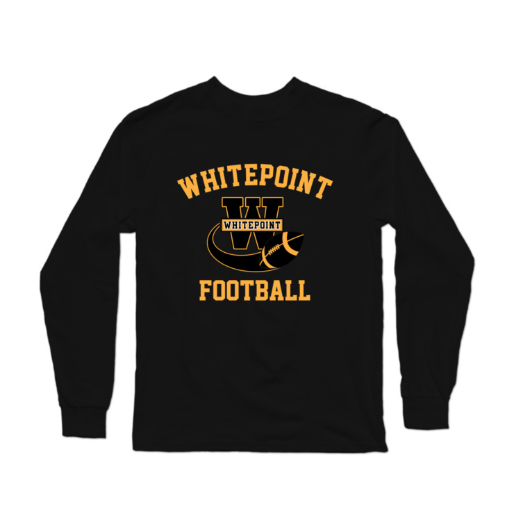 White Point Youth Football Longsleeve Shirt