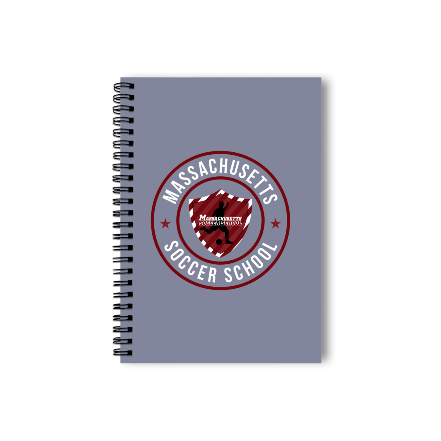 Massachusetts Soccer School Notebook