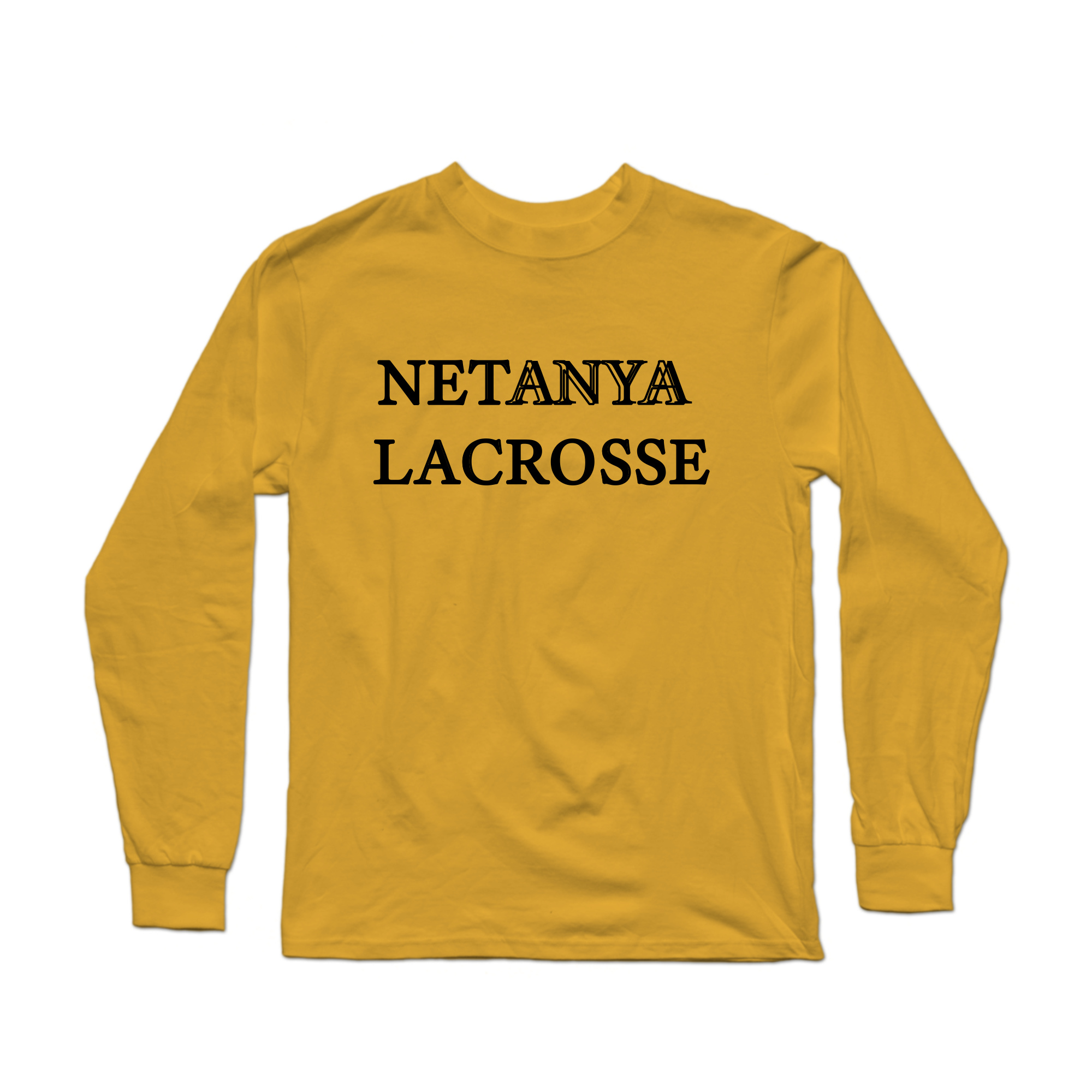 Netanya Lacrosse Long Sleeve