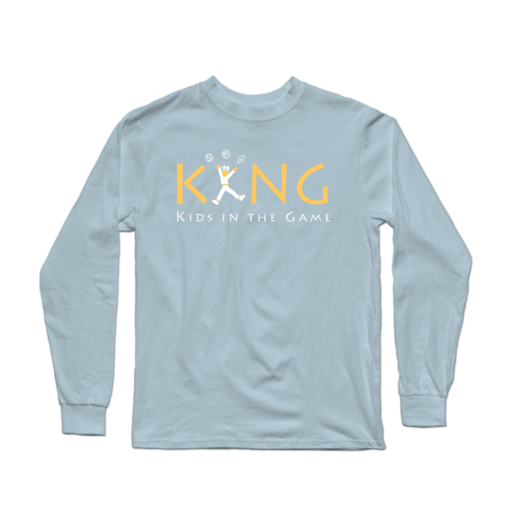 Kids In The Game Longsleeve Shirt