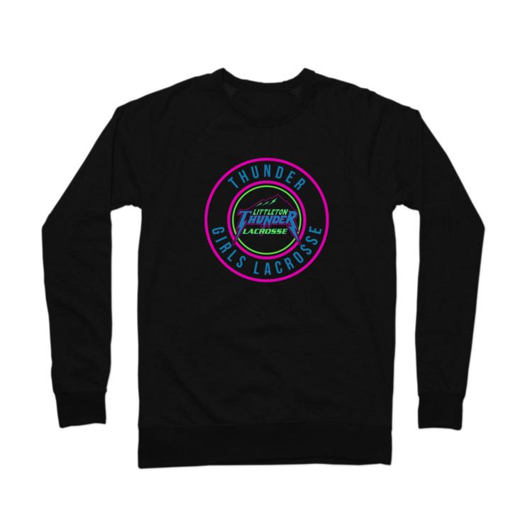 Thunder Girls Crewneck Sweatshirt