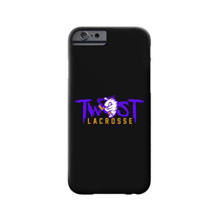 Twist Lacrosse Phone Case