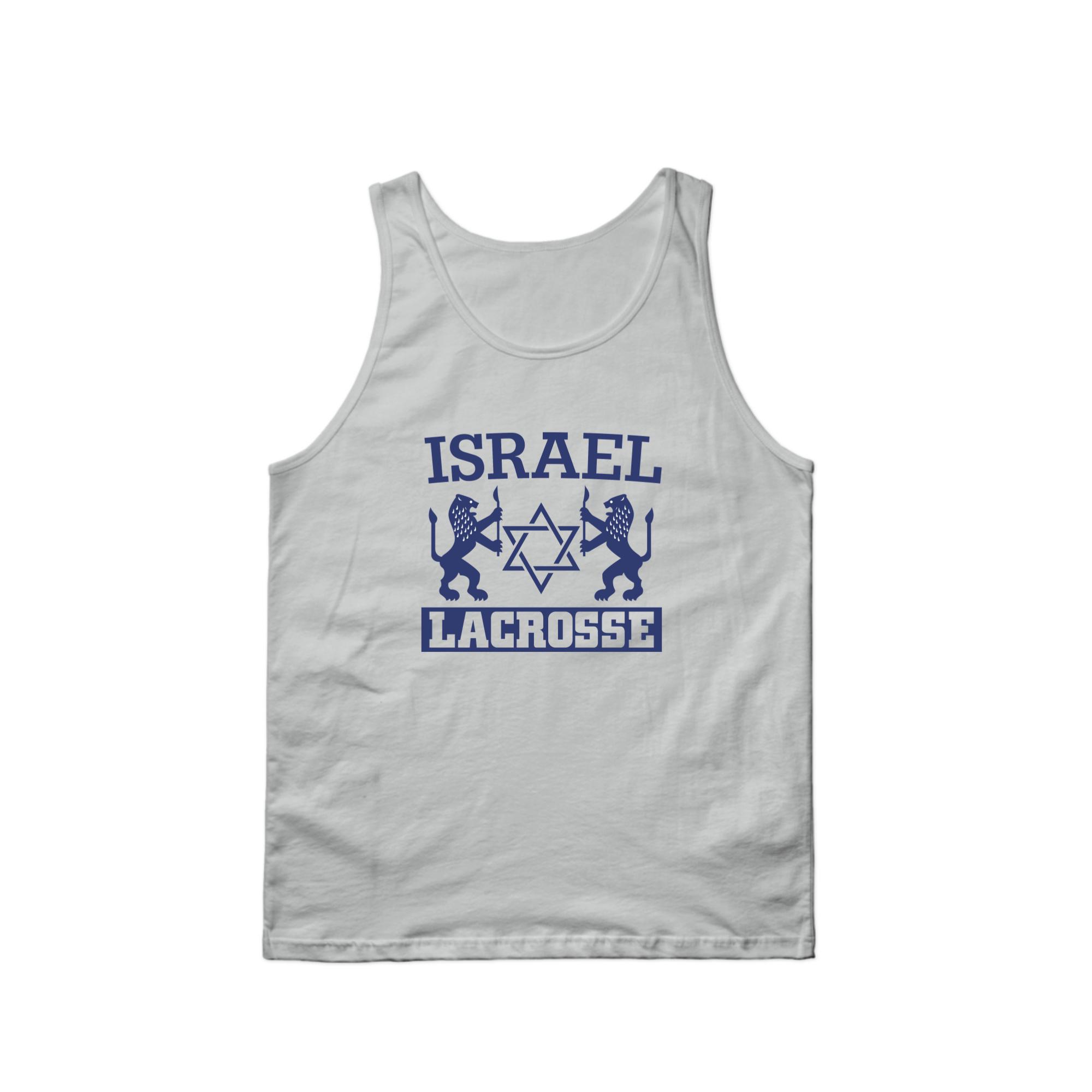 "Israel Lacrosse ""Lions"" Tank"