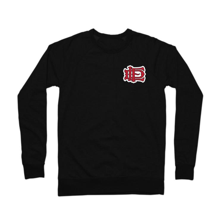 Lombard Fire Interlocking Crewneck Sweatshirt