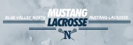 Blue Valley North Mustangs Lacrosse