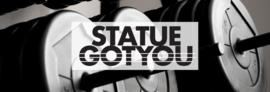 Statue got you